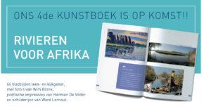 Kunstboek Rivieren voor Afrika